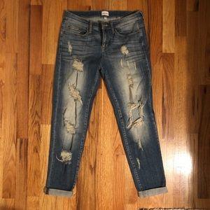 Sneak Peek Fashion Nova sexy boyfriend jeans.Size3